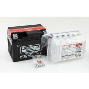 【在庫あり】プロセレクトバッテリー:Pro Select Battery プロセレクトバッテリー オートバイ用12Vバッテリー webike02 02
