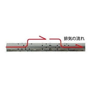 【在庫あり】MOTORSTAGE モーターステージ インナーサイレンサー 標準タイプ HARLEY-DAVIDSON 汎用|webike02