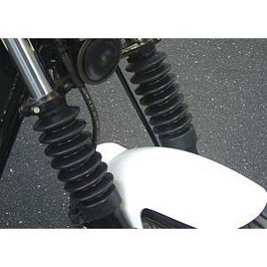 【在庫あり】OSCAR オスカー フロントフォークブーツ KAWASAKI 250TR|webike02