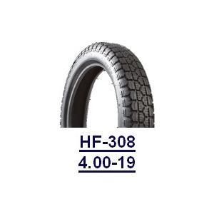 DURO 19インチタイヤ HF308 (4.00-19) パターン:HF308br /19インチbr /サイズ:4.00-19 WT 6PRbr /|webike02