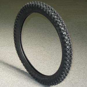 在庫あり BONSUN ボンスン BONSUN スパイクタイヤ 2.25-17 タイヤ HONDA ベンリィ50S|webike02