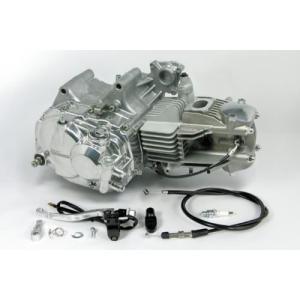 SP武川 SPタケガワ スーパーヘッド4V+Rコンプリートエンジン138cc KAWASAKI KLX110|webike02