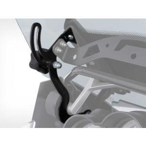 Wunderlich ワンダーリッヒ R1200GS LC (水冷) スクリーン用スタビライザーII BMW R 1200 GS LC (2013-2016) webike02