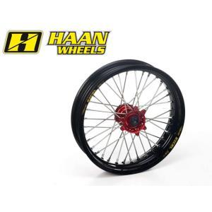 HAAN WHEELS ハーンホイール フロントモタードコンプリートホイール F3.50/16.5インチ YAMAHA WRF450|webike02|01