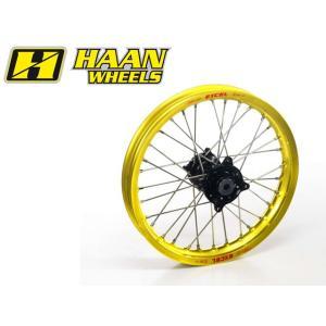 HAAN WHEELS ハーンホイール フロントモタードコンプリートホイール F3.50/16.5インチ YAMAHA WRF450|webike02|02