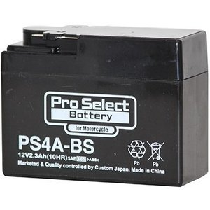 プロセレクトバッテリー Pro Select Battery オートバイ用バッテリー HONDA CB400SS webike02 02
