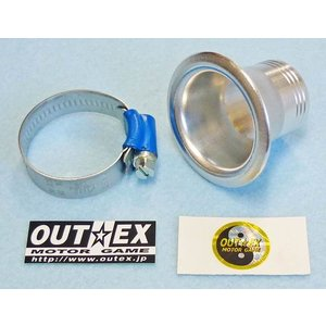 OUTEX アウテックス レーシングエアファンネル HONDA グロム|webike02
