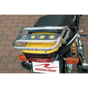 ROUGH&ROAD ラフ&ロード ラリー591 アルミキャリア YAMAHA XJR1300|webike