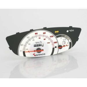 【在庫あり】キタコ KITACO 120km/hスピードメーター HONDA DIO ディオ|webike