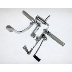 MACCRANE マッククレーン バックステップ KAWASAKI Z400FX webike