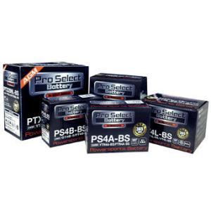 プロセレクトバッテリー Pro Select Battery オートバイ用12Vバッテリー DUCATI 750SS|webike