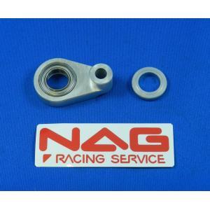 【在庫あり】NAG racing service ナグレーシングサービス スピンドルシャフトサポート YAMAHA SRX400|webike