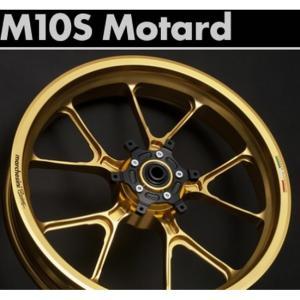 在庫あり MARCHESINI マルケジーニ アルミニウム鍛造ホイール M10S Motard-STREET モタードストリート YAMAHA WR250X 07-|webike