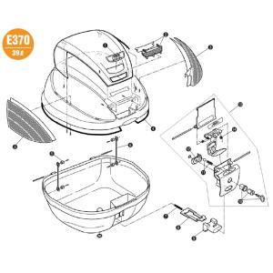 GIVI ジビ 補修部品リフレクター (中央) (TECH) Z750TR その他 E370 webike