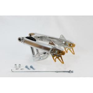 在庫あり GM-MOTO ジーエムモト モンキー用アルミスイングアームタイプG2F HONDA MONKEY モンキー|webike