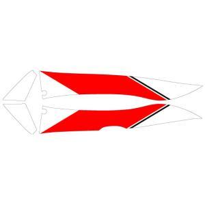 MDF エムディーエフ 車種別グラフィックデカールキット CYGNUS X125ストロボ HONDA CYGNUS125 シグナス webike