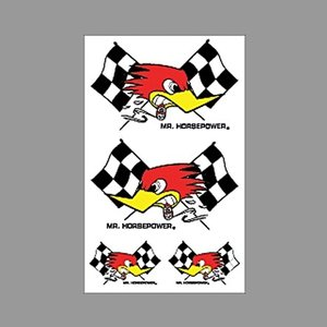 Clay Smith クレイスミス FLAG ステッカー|webike