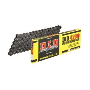 【在庫あり】DID ダイドー スタンダードシリーズチェーン 420D スチール クリップ(RJ)ジョイント付属 APRILIA 50RS 99-00|webike
