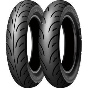 DUNLOP D307 100/90-10 56J タイヤ フロント・リア共用br/サイズ:100/90-10 56Jbr/TL|webike