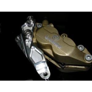 OUTEX アウテックス ブレンボ40mmピッチキャリパーサポートキット KAWASAKI D-TRACKER Dトラッカー|webike