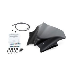 MRA エムアールエー スクリーン レーシング KTM DUKE390/200/125 11-16|webike