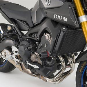 【在庫あり】DAYTONA デイトナ エンジンプロテクター YAMAHA MT-09 ABS MT09A 2016|webike