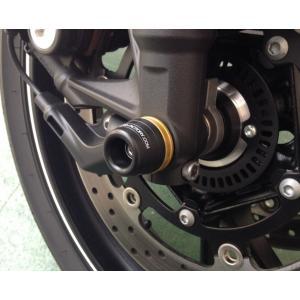 【在庫あり】K-FACTORY Kファクトリー フロントアクスルスライダー YAMAHA MT-09 14-16、MT-09 TRACER 15-16|webike