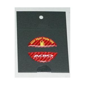 ADIO フューエルキャップエンブレム HONDA PCX125 webike
