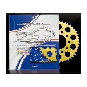 XAM ザム CLASSICシリーズ リアスプロケット YAMAHA TDR125R Belgarda  91/92|webike