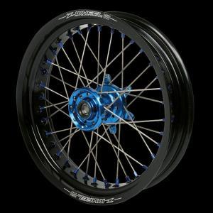 Z-WHEEL ズィーウィール AR1 モタード ホイールキット フロント YAMAHA YZ125 02-18|webike
