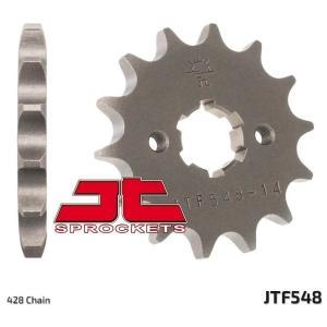 JT SPROCKETS JTスプロケット Front Sprocketヨーロッパ直輸入品 YAMAHA TT-R125 (125) 00-12|webike