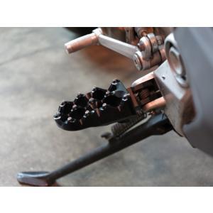 MSPRO CNCフットペグ フロント用 DUCATI MONSTER695|webike