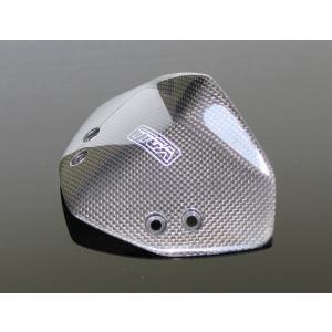 【在庫あり】TYGA PERFORMANCE タイガパフォーマンス スクリーン カーボンファイバー製 DUKE125/200/250/390 KTM 125DUKE|webike