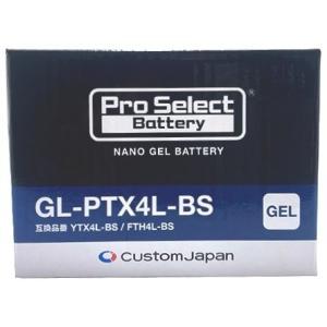 プロセレクトバッテリー オートバイ用バッテリー その他