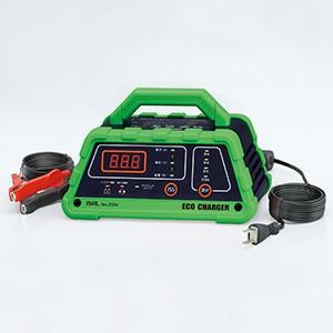 在庫あり 大橋産業 OHASHI 12Vバッテリー専用充電器 ECO CHARGER|webike