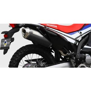 【在庫あり】MORIWAKI ENGINEERING モリワキエンジニアリング スリップオンマフラー MX HONDA CRF250L/M/RALLY 17-|webike