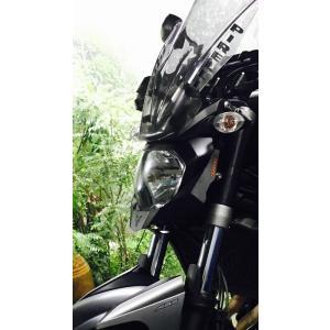 GUARDO:ガルドー GUARDO ヘッドライトマスク MT-07 MT-07 YAMAHA ヤマ...