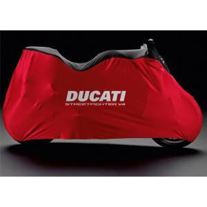 DUCATI Performance ドゥカティパフォーマンス バイクカバーシート DUCATI S...
