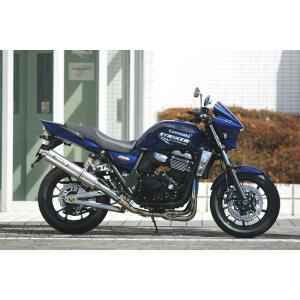 STRIKER ストライカー ストリートコンセプト チタンフルエキゾースト フルエキゾーストマフラー KAWASAKI ZRX1200DAEG〔ダエグ〕 (EBL-ZRT20D) 09-|webike
