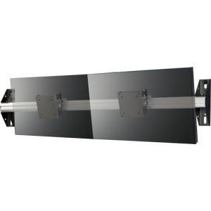 AURORAオーロラ AFHM-S115M2 〜27インチ 小型横多面設置壁面ディスプレイハンガー webjapan
