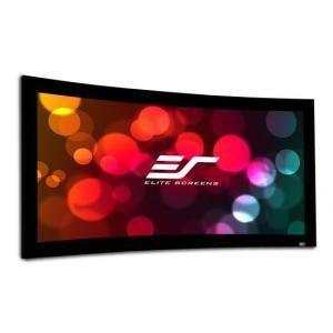 ELITE エリートCurve110WH1 固定スクリーン リュネット 110インチ(16:9) シネホワイト素材|webjapan