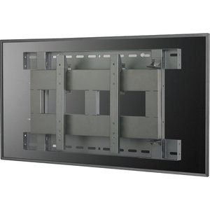 AURORAオーロラ FHW-M55 横設置専用マルチディスプレイ用壁面ハンガー 〜60インチ|webjapan