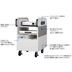 IZUMI (イズミ)  PJ-CW  プロジェクターカート|webjapan|03