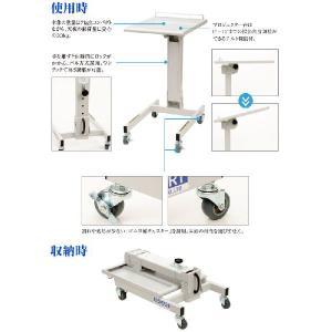 IZUMI  イズミ PJ-F 折畳式チルド機能付プロジェクターカート|webjapan