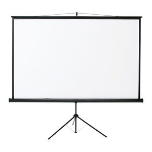 SANWA SAPPLY  105インチ(4:3)三脚式スクリーン PRS-S105|webjapan