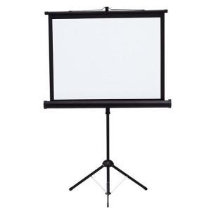 SANWA SAPPLY  40インチ(4:3)三脚式スクリーン PRS-S40|webjapan