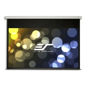 ELITE エリートSPM120V 電動巻上げスクリーン スペクトラム2  120インチ(4:3) ホワイトケース|webjapan