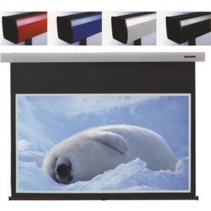 KIKUCHI スタイリスト(SS-100HDPG)100インチ(16:9)スプリング式スクリーン|webjapan