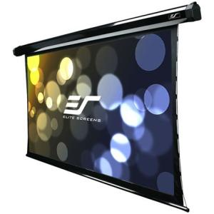ELITE エリートTE150HW2 電動巻上げスクリーン シネテンション2 150インチ(16:9) シネホワイト素材 ブラックケース|webjapan