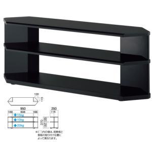 ハヤミ工産 TIMEZ  32V〜40V型対応テレビ超薄型台 TV-DJ40|webjapan